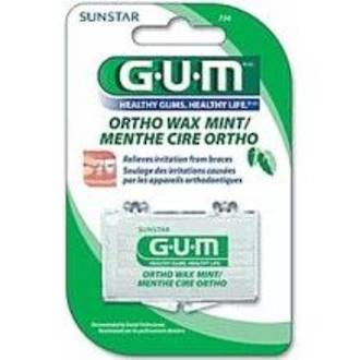 GUM Sunstar (Butler) Orthodontic Wax