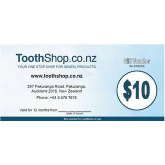 $10 ToothShop Voucher