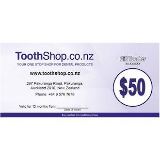 $50 ToothShop Voucher