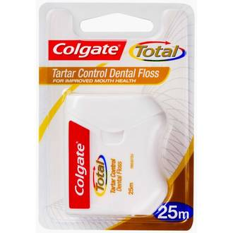 Colgate Total Tartar Control Dental Floss