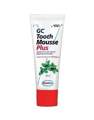 GC Tooth Mousse Plus - Buy 4 tubes and get 1 FREE