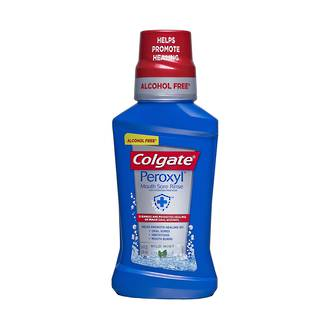Colgate Peroxyl MouthWash - 236mL