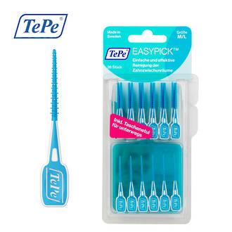 Tepe Easypick Turquoise M/L (36 pcs)