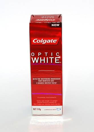 Colgate Optic White Toothpaste 95g