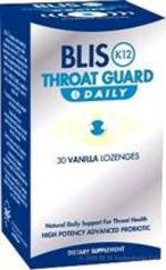 BLIS K12 Throat Guard